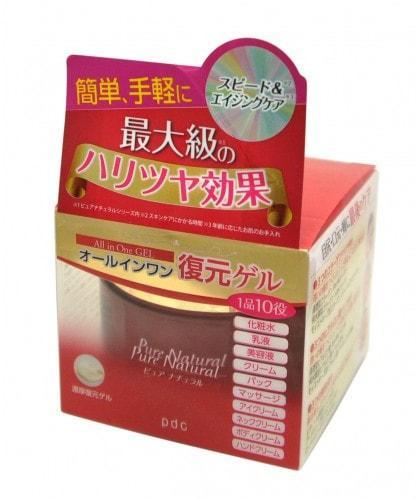 Суперувлажняющий крем-гель PDC «Pure Natural Speed Moist Lift Gel» с лифтинг - эффектом 10 в 1, 100 г (104515)