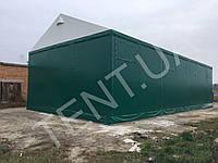 Павильон тентовый для склада 10м * 20 м от TENT.UA