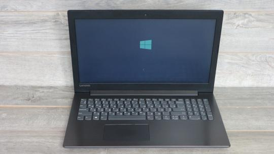 Б/У Офисный ноутбук Lenovo N4000\4Gb DDR4\500Гб\Intel HD Graphics 600