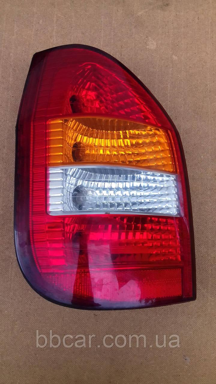 Задній ліхтар Opel Zafira 1999-2005 р  Yorka 62280 ( L )
