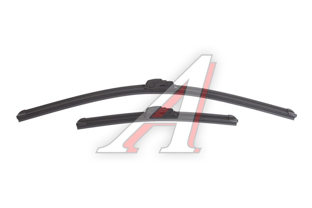 Щетка стеклоочистителя 530/500 AEROTWIN AR532S (пр-во Bosch) (арт. 3397118986)