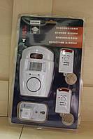 Сенсорная беспроводная сигнализация для дачи и дома с датчиком движения Sensor Alarm
