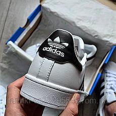 Мужские кроссовки Adidas Superstar, фото 3
