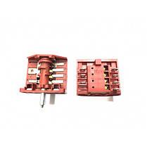 Переключатель для электроплиты Tibon (4+3) Ref 440/16А/250V/Т125, фото 2