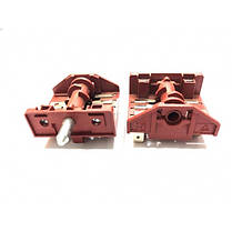 Переключатель для электроплиты Tibon (4+3) Ref 440/16А/250V/Т125, фото 3