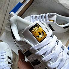 Женские кроссовки Adidas Superstar, фото 3