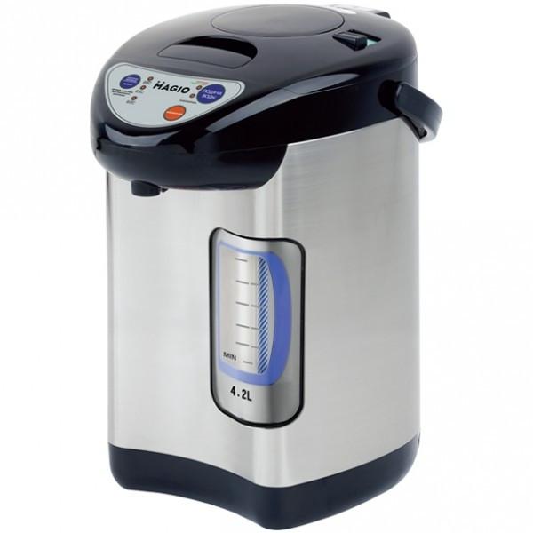 Термопот 4.2л Magio MG-965 730 Вт электрочайник кухонный качественный