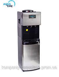 Кулер  з компресорним охолодженням та холодильником Aquatime V400BS
