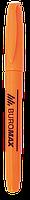 Маркер-текстовыделитель Buromax Jobmax круглый оранжевый