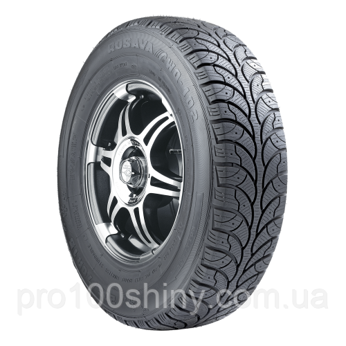 Автошина 205/70R15 WQ-102 95S (Росава) зима под шип