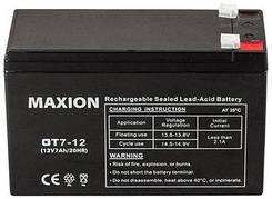 Аккумулятор промышленный  OT MAXION 12- 7 (12V,7Ah)