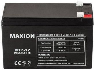 Аккумулятор промышленный  OT MAXION 12- 7 (12V,7Ah) , фото 2