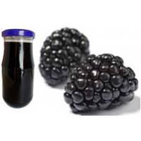 Концентрированный сок ежевики 25кг/упаковка