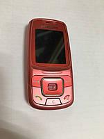 Мобильный Телефон Samsung C3000 розовый Б-У