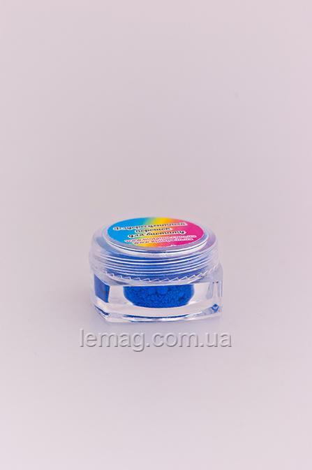 Boni Kasel Пигмент флуоресцентный - Синий, 1 шт.