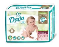 Подгузники DADA Extra Soft  р.4+ (9-20 кг) 42 шт, фото 1