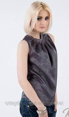 Женская блуза Жаккард