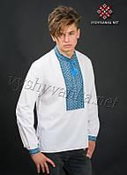 Мужская рубашка-вышиванка 2020, фото 1