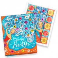Шоколадный набор Lady 100 г (2.046)