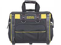 "Сумка-тележка для инструмента  STANLEY ""FatMax"" на 2 колесах и с телескопической ручкой, 44х 25х 44 см"