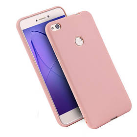 Чехол накладка (Силикон кейс) Xiaomi Mi A1 бледно-розовый
