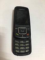 Мобильный Телефон Samsung C3000 черный Б-У