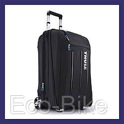 Дорожний чемодан THULE Crossover 45L Rolling Upright  Black