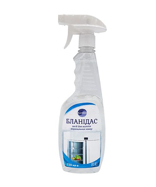 Бланидас - средство для мойки морозильных камер, 750 мл