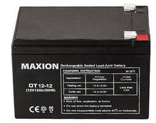 Аккумулятор промышленны OT MAXION 12-12 (12V,12Ah)