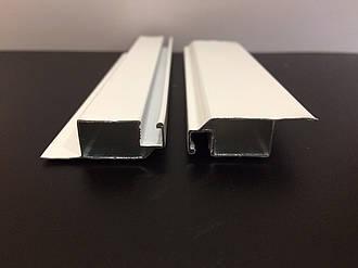 Профиль москитный внутренний 11х32 RAL9003 (Сигнальный белый)