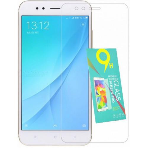Защитное противоударное стекло Xiaomi Mi A2 (Прозрачное 2.5 D 9H) Стекло Tempered Glass for Xiaomi Mi A2 / Сяоми Ми А2 PREMIUM!!!