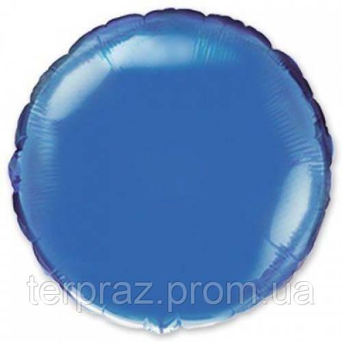 Фольгированный шар круг в цвете 48 см