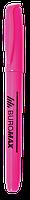 Маркер-текстовыделитель Buromax Jobmax круглый розовый