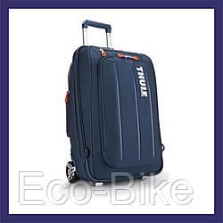Дорожний чемодан THULE CROSSOVER 38L ROLLING CARRY-ON DARK BLU