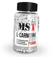 Л-карнитин MST Nutrition L-Carnitine Pharm (90 капс)