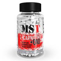 Л-карнитин MST Nutrition L-Carnitine Q10 (90 капс)