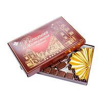 """Конфеты в коробке """"Поздравление из Житомира"""" (600 г)"""
