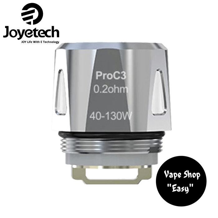 Испаритель JOYETECH ProC-3 0,2 OHM для ProCore Aries, SE, X, Remix Оригинал.