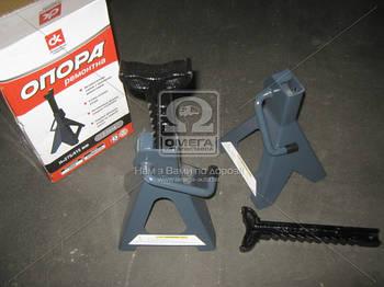 Домкрат 5т гидравлический, серый H 215 /400  (арт. TDK3)