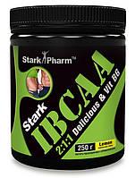 BCAA аминокислоты Stark Pharm IBCAA 2-1-1/Vit B6 (250 г)