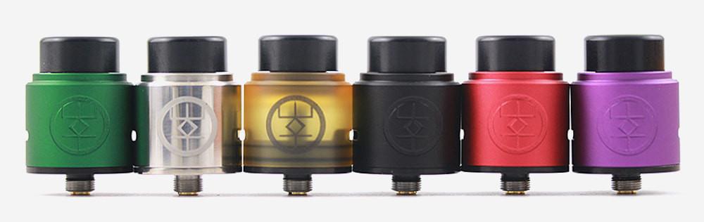 Advken Breath RDA - Атомайзер для электронной сигареты. Оригинал.
