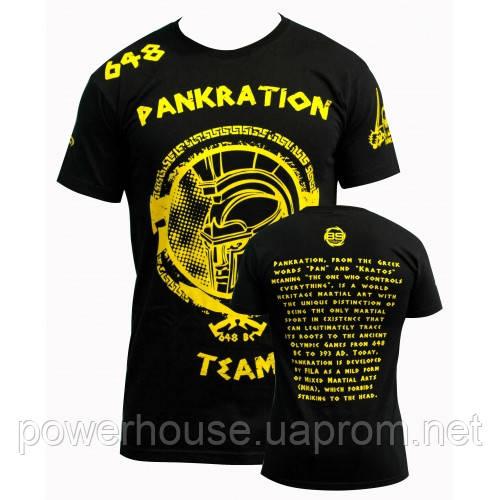 Футболка Berserk Spartan Pankration
