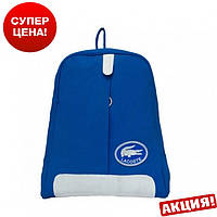 Дорожная сумка рюкзак City backpack Lacoste 3009 голубой