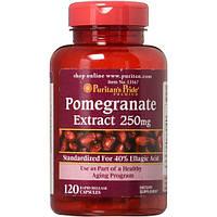 Витамины и минералы Puritan's Pride Pomegranate Extract 250 мг (120 капс) (105032) Фирменный товар!