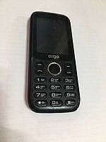 Мобильный Телефон Ergo F242 Turbo Б-У черный