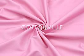 Сатин 240 см Ярко-розовый 100% хлопок премиум