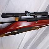 Снайперська Гвинтівка Мосіна макет з дерева, фото 6
