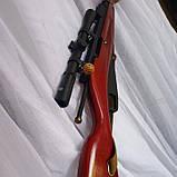 Снайперська Гвинтівка Мосіна макет з дерева, фото 5