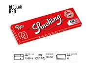 Сигаретная бумага для самокруток Smoking Red, 70мм, Арт.1004