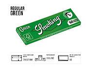 Сигаретная бумага для самокруток Smoking Green, 70мм, Арт.1007